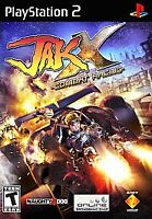 Jak X: Combat Racing Greatest Hits (Sony PlayStation 2, 2006) Disc Only - Tested