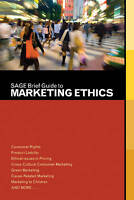 SAGE Brief Guide to Marketing Ethics by Publications, SAGE