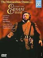 Verdi - Ernani / James Levine, The Metropolitan Opera DVD Used -