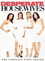 Desperate Housewives - The Complete First Season DVD Used - Acceptable [ DVD ]