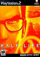 Half-Life - Playstation 2 Game Complete