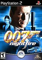 007: NightFire - Playstation 2 Game Complete