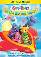 Care Bears:To The Rescue Movie [DVD] DVD Used - VeryGood [ DVD ] Care Bears