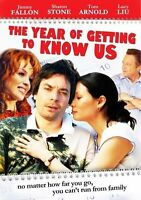 The Year of Getting to Know Us (DVD, 2010, Canadian)Tom Arnold, Jimmy Fallon, Il