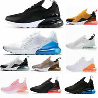 2019 AIR MAX 270 Men's Comfortable Running Shoes Sport Outdoor Sneaker 22 Colour