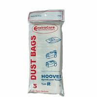 5 Hoover Type R Sprint, Tempo, Allergy VACUUM BAG