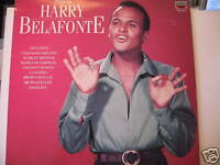 Harry Belafonte this is...LOW/ FREE POST