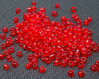 Jewelry RedCzech Seed Beads 1.5mm*2mm L-015