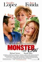 MONSTER IN LAW MOVIE POSTER DS ORIGINAL Ver B 27x40
