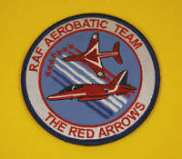 The Red Arrows embroidered patch (New)
