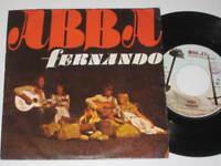 "7"" Single/ABBA/FERNANDO/TROPICAL LOVELAND/DIG=IT 1131"