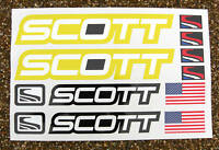 SCOTT Mountain Bike MTB Cycle Frame Decals Stickers