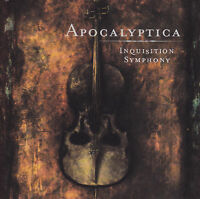 APOCALYPTICA - CD - INQUISITION SYMPHONY
