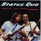 STATUS QUO- ROCK TIL YOU DROP (1991). CD.