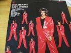 ROD STEWART BODY WISHES LP USA CUT COVER