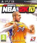 NBA 2K10 PLAYSTATION 3 - PS3 1°STAMPA ITA