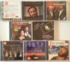 CD LUCIANO PAVAROTTI LES PLUS BELLES CHANSONS D'AMOUR
