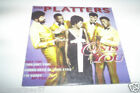 ALBUM CD 12 TITRES THE PLATTERS only you