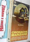 * bradbury CRONACHE MARZIANE oscar fantacienza 1 ediz