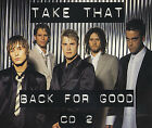 Take That Back For Good RARE CD Single