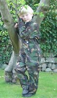 NEW KIDS/CHILDS BOILERSUIT/OVERALL/COVERALL (AGE 4-5)