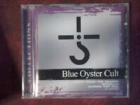 BLUE OYSTER CULT - COLLECTIONS (9 TRACKS, 2006). CD