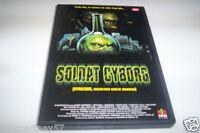 dvd SOLDAT CYBORG film terreur fantastique d'occasion