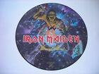 Iron Maiden Piece of Mind Orig 1983 Picture Disc VG++