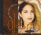 Gloria Estefan Turn The Beat Around RARE Promo CD Sin