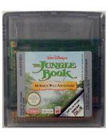 Disney's Jungle Book, le livre de la jungle pour Game Boy Advance - Color