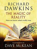 The Magic of Reality: How We Know What's Really True by Richard Dawkins (Hard...