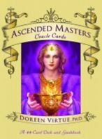 Ascended Masters Oracle Cards by Doreen Virtue NEW