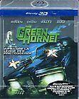 THE GREEN HORNET 3D BLU-RAY