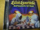 BLIND GUARDIAN BATTALIONS OF FEAR CD MINT-