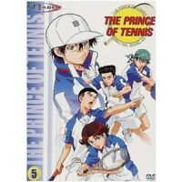 The prince of tennis, vol. 5 - Coffret (2001 - 3 DVD)