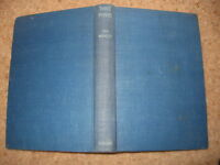 Three Fevers By Leo Walmsley 1946 ~ Collectable Old Book