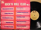 ROCK'N ROLL CLUB VOL.1 - LP 33T VINYL UA RECORDS 92770