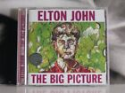 ELTON JOHN - THE BIG PICTURE CD COME NUOVO UNPLAYED