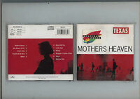 "Texas – "" Mothers Heaven "" CD 1991"