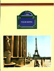 Publicité ancienne Tour Eiffel 7ème Arrdt Paris 1980 issue de magazine