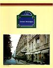 Publicité ancienne avenue Montaigne 8ème Arrdt Paris 1980 issue de magazine
