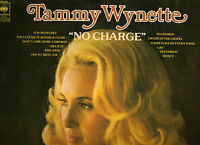 TAMMY WYNETTE         NO CHARGE        ( 1976 VINYL LP )