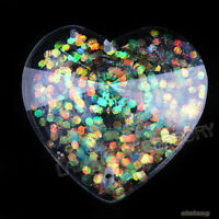 40x Heart Faceted Sew-on Flatback Resin Bead 25mm 24208