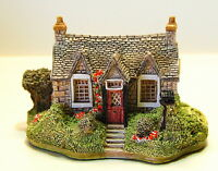 Lilliput Lane CARRICK HOUSE 1989 from The SCOTTISH COLLECTION w/Deeds & Box