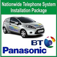 Telephone system Installation package