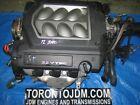JDM HONDA ACURA J32A 3.2TL 99-02 SOHC VTEC V6 BASE ENGINE LONG BLOCK ONLY