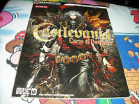 Castlevania Curse of Darkness Strategy Player's Guide Book Classic RARE