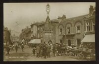 Beds LUTON George St 1916 RP PPC