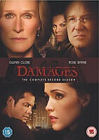 Damages Season 2 [DVD] [2009] Glenn Close; William Hurt; Timothy Olyphant
