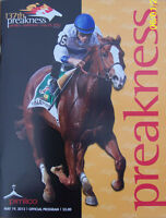 I'LL HAVE ANOTHER  - 2012 OFFICIAL PREAKNESS 137 PROGRAM - NEW